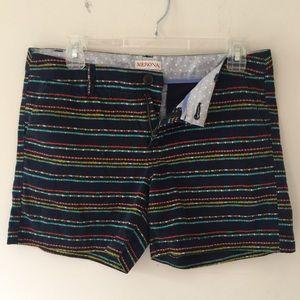 Merona Navy Shorts